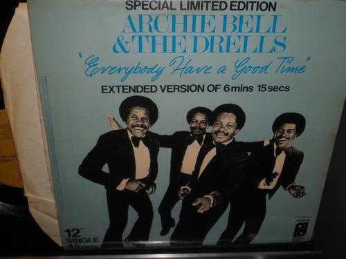 archie bell & the drells - importado