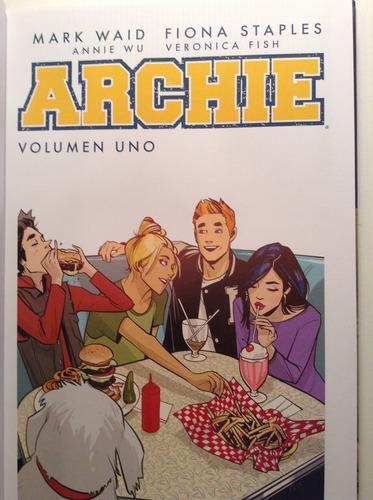 archie vol. 1 archiecomics
