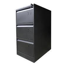 archivador metalico 3 gavetas 102cm alto.47 frente.060 fondo