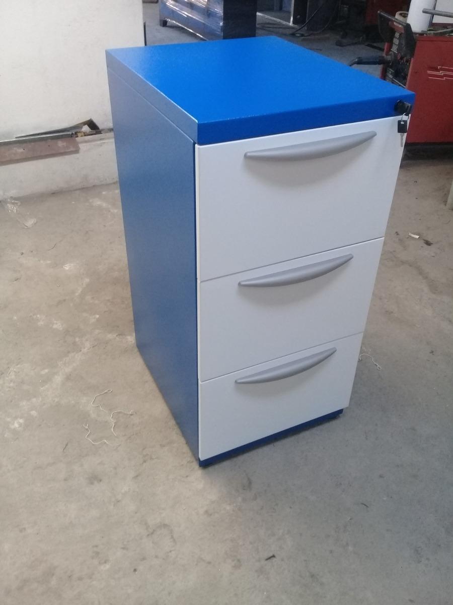 Archivadores de 3 gavetas muebles de oficina u s 88 99 for Muebles de oficina mercado libre