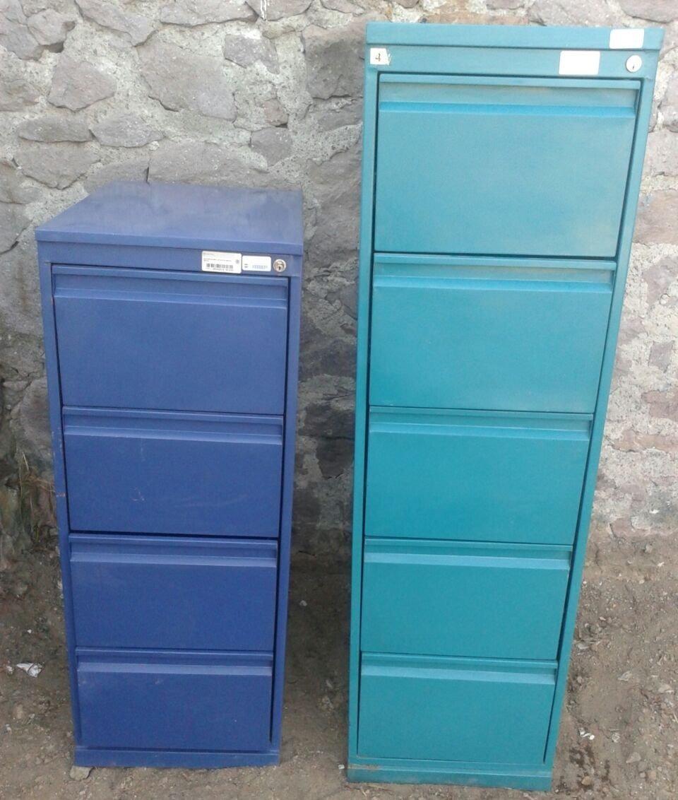 Archivero diversas medidas reforsado muebles oficina for Medidas de muebles de oficina