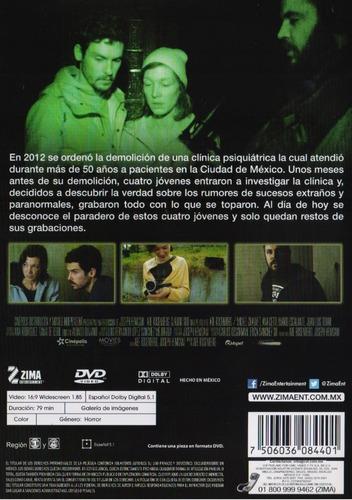 archivo 253 anna cetti , juan luis tovar pelicula dvd