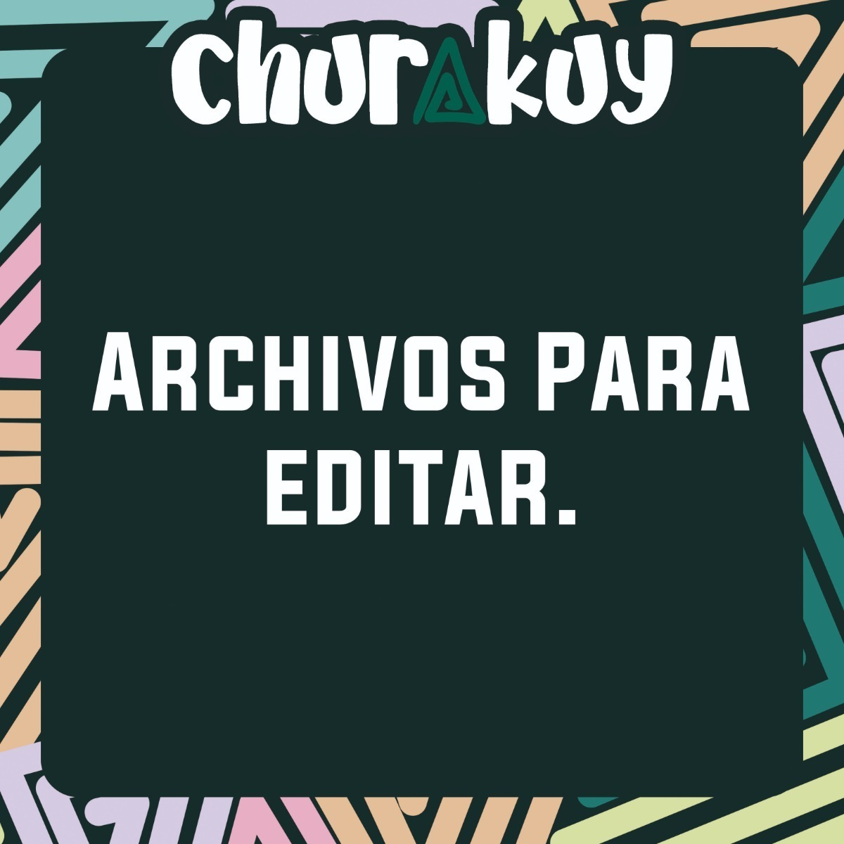 Archivo Calendario 2021, Churakuy , Ppt Y Ai   $ 2.500 en Mercado