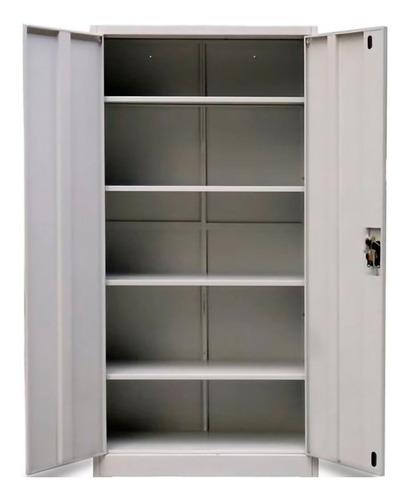 archivo estante para az. 4 entrepaños 1.80.altox0.90. x0.45.