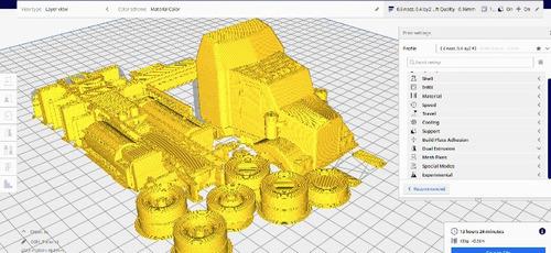 archivo stl. para imprimir en 3d