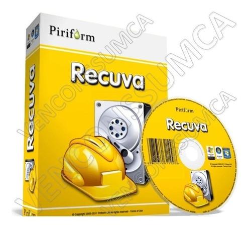 archivos borrados - recuva 1.53 licencia 100%