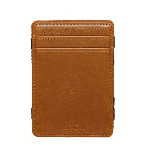 arck ultra slim magic wallet para hombres y mujeres, cartera