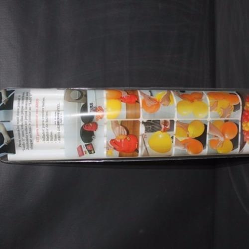 arco + base mdf 1,600kg  p/ arco de balões frete grátis