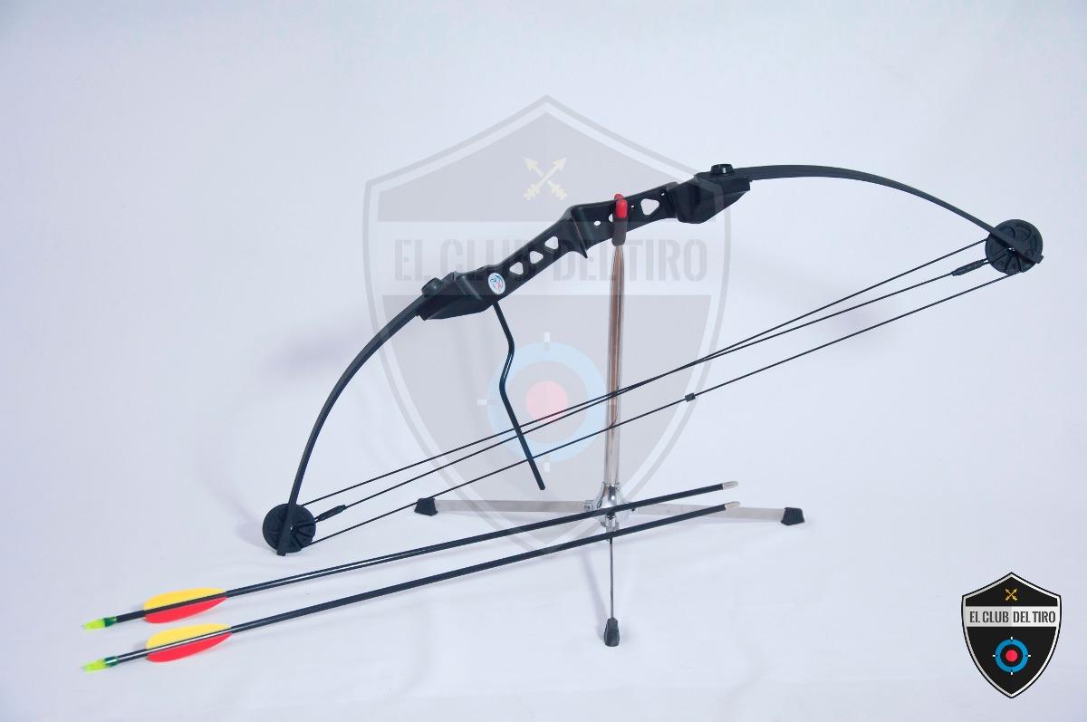 f404efca5 Arco Compuesto Importado 30 Lbs Flechas + Acc Ideal Niños -   7.300 ...