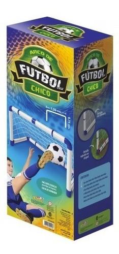 arco de futbol chico original dimare