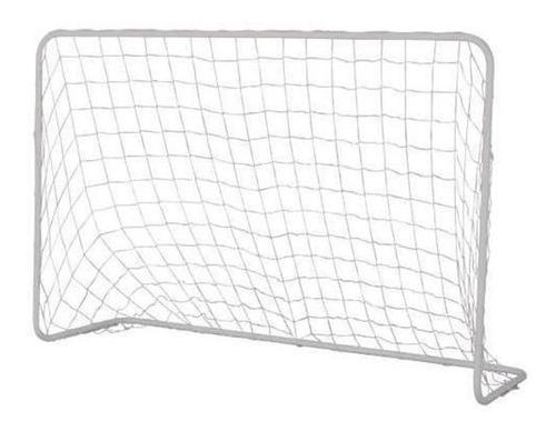 arco de futbol metalico grande 140cm. x 120cm. envio gratis!