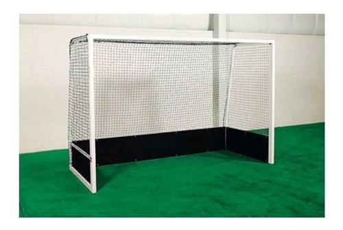 arco de hockey colegial 3,66x2.14  linea completa