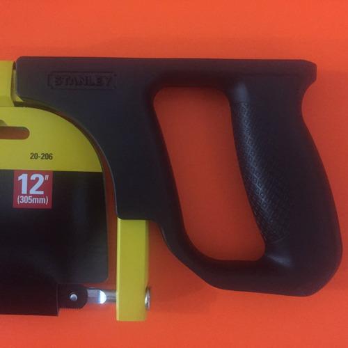 arco de sierra fijo 12  (305mm) segueta stanley