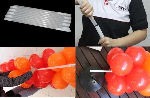 arco desmontável suporte de balões e bexigas tdb + bases $