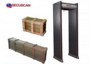 Arco detector de metales 6 zonas nuevos somos - Normativa detectores de metales ...