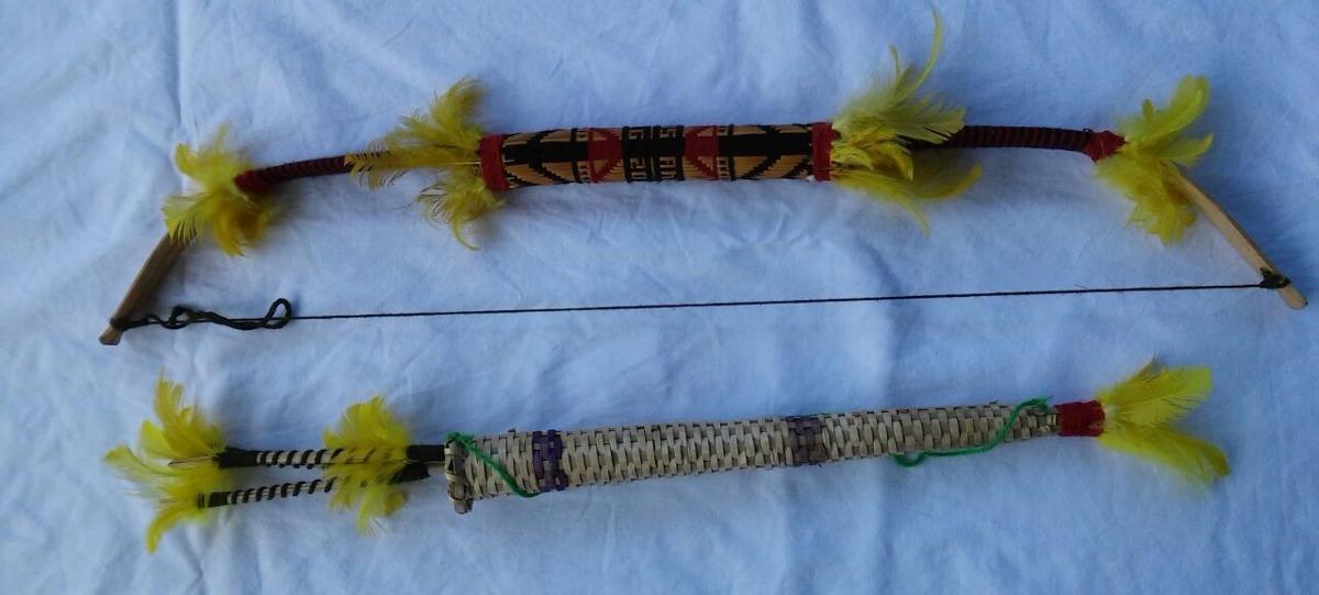 Aparador Negro Barato ~ Arco E Flecha Artesanato Indígena R$ 65,00 em Mercado Livre