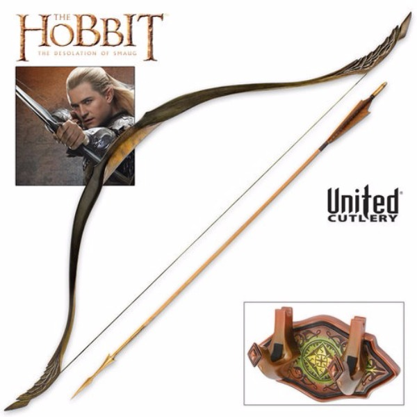 89416c92a Arco E Flecha Do Legolas O Hobbit United Cutlery Uc3070 - R  2.283 ...