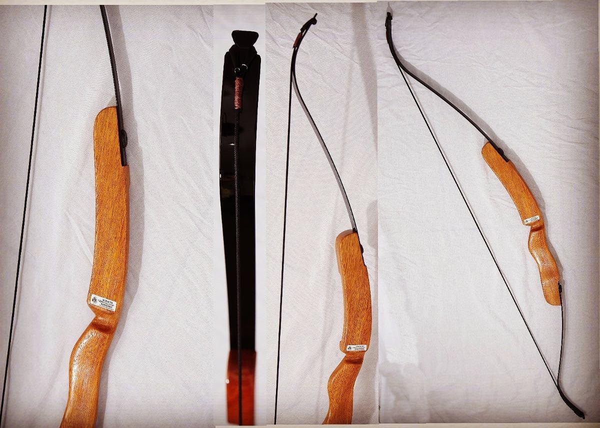 2a26750fd Kit Arco E Flecha Recurvo 40 50 65 Libras + Acessorios - R  529