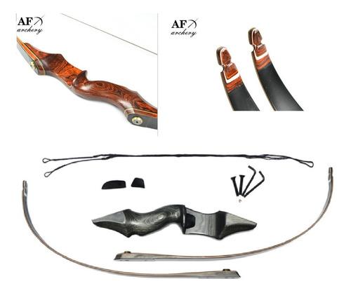arco flecha takedown laminado bambo tecnologia  alema