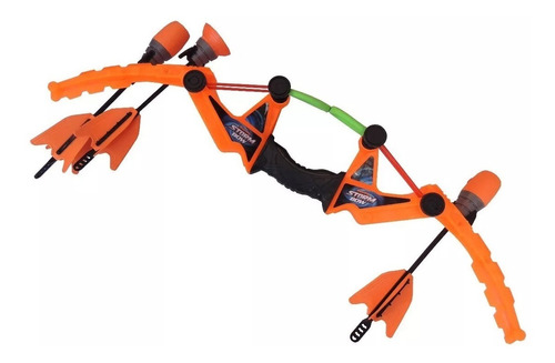 arco flechas tiro juguete niño shooting storm bow