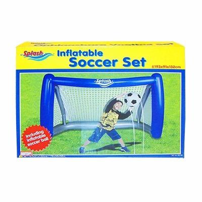 arco fútbol y aro basket con pelotas de regalo- son 2 juegos