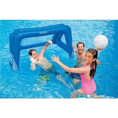 arco inflable para piscina y tierra
