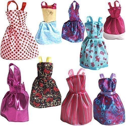Iris Para Mano Vestidos La Muñeca De 9 A Barbiepack Arco