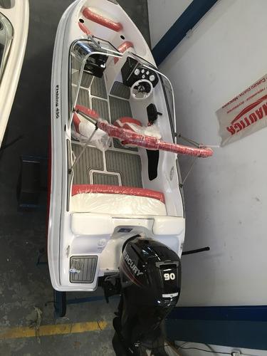 arco iris fishing 490 nuevo modelo desde 60hp hasta 90hp