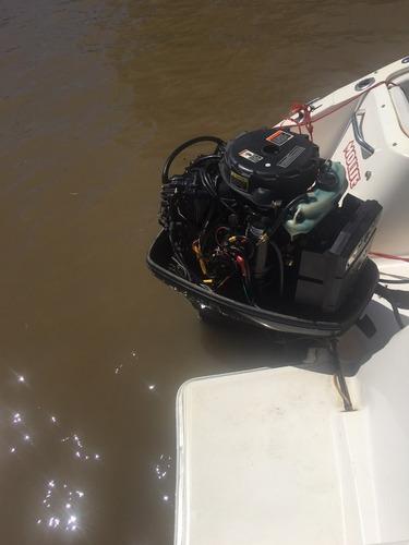 arco iris fishing 551 open excelente estado