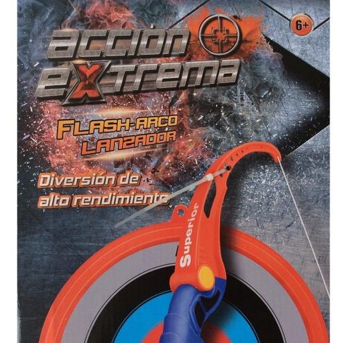 arco lanzador arco flecha juguete