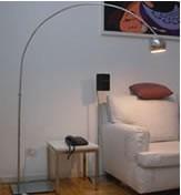 arco para armar lámpara arco mediana