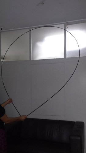 arco para balões demontável - flores - drones