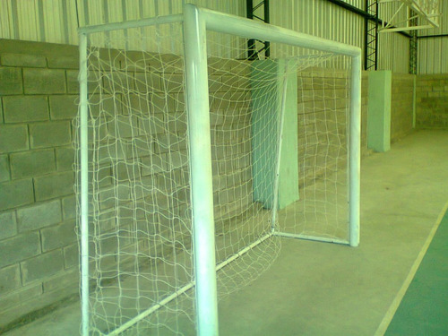 arco  para futbol de 3 x 2 mts en caño 2  en lomas de zamora