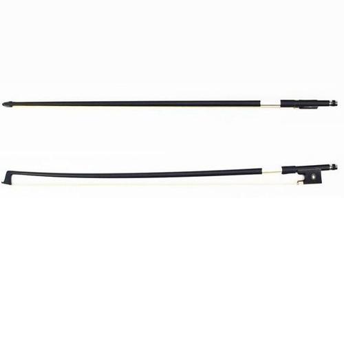 arco profissional violino 4/4 preto fibra carbono