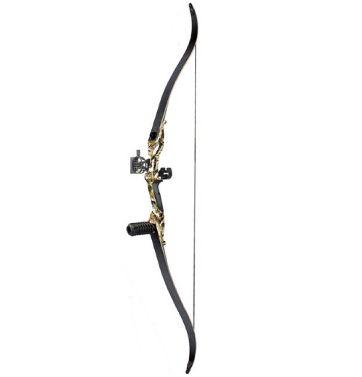 df6feb39d arco recurvo com acessórios profissional caça arqueria. Carregando zoom.