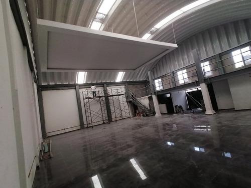 arco-techos fabricación y montaje de todo tipo de estructura
