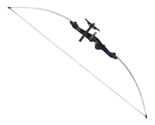 arco xavante balanceado recurvo nautika 48 libras + 3 flechas