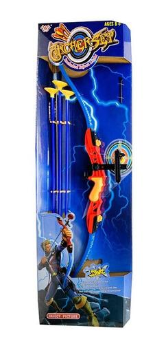arco y flecha juego de caza 28x90cm