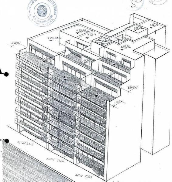 arcos al 2300 y olazabal 8,66 x 44 enrase completo pb   9 pisos codigo nuevo