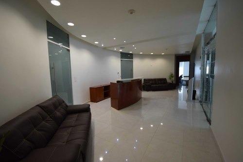 arcos bosques - oficinas en renta 830m2