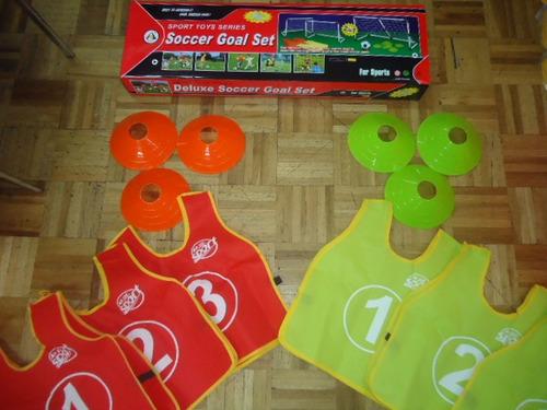 arcos de fútbol para niños armables