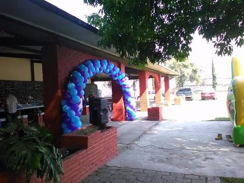 arcos de globos puebla 6621266726