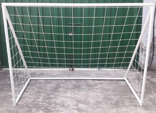 arcos metálicos de indor fútbol nuevos