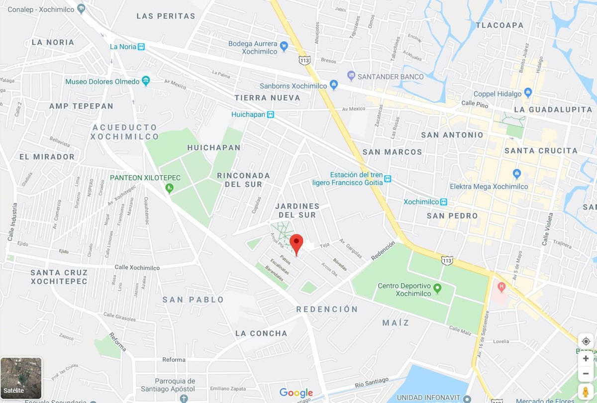 arcos poniente, tu casa soñada remate bancario en xochimilco