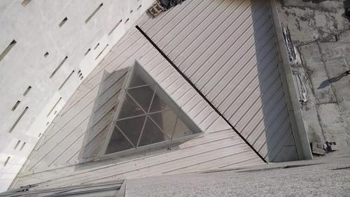 arcotechos kr 18 multypanel estructura bodegas