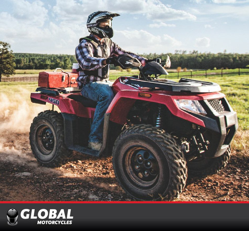 arctic cat alterra 450 - 0km - globalmotorcycles-outlet !!