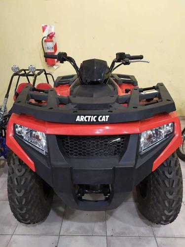 arctic cat alterra 450 4x4 2018 como nuevo a inyección