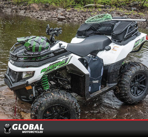 arctic cat - atv alterra 700 lanzamiento- global motorcycles