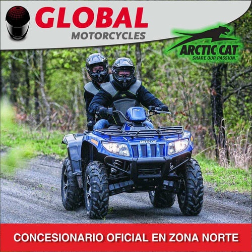 arctic-cat atv recreation 1000 xt olivos global motorcycles