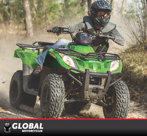 arctic cat - atv recreation 300 lg - global motorcycles